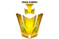 Can-Am-Spyder-RS-GS-Hood-Graphics-Kit-Cold-Fusion-Yellow