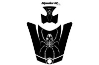 Can-Am-Spyder-RS-GS-Hood-Graphics-Kit-SpiderX-XL-Black