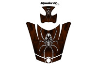 Can-Am-Spyder-RS-GS-Hood-Graphics-Kit-SpiderX-XL-Brown