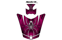 Can-Am-Spyder-RS-GS-Hood-Graphics-Kit-SpiderX-XL-Pink
