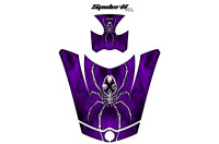 Can-Am-Spyder-RS-GS-Hood-Graphics-Kit-SpiderX-XL-Purple