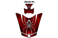 Can-Am-Spyder-RS-GS-Hood-Graphics-Kit-SpiderX-XL-Red