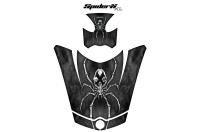 Can-Am-Spyder-RS-GS-Hood-Graphics-Kit-SpiderX-XL-Silver