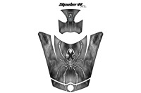 Can-Am-Spyder-RS-GS-Hood-Graphics-Kit-SpiderX-XL-White