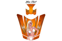 Can-Am-Spyder-RS-GS-Hood-Graphics-Kit-You-Rock-Orange