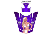 Can-Am-Spyder-RS-GS-Hood-Graphics-Kit-You-Rock-Purple
