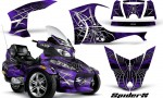 Can Am Spyder RT S Full Trim SpiderX Purple 150x90 - Can-Am Spyder RTS 2010-2013 Graphics with Trim Kit