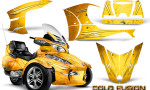 Can Am Spyder RT S Full Trim Cold Fusion Yellow 150x90 - Can-Am Spyder RTS 2010-2013 Graphics with Trim Kit