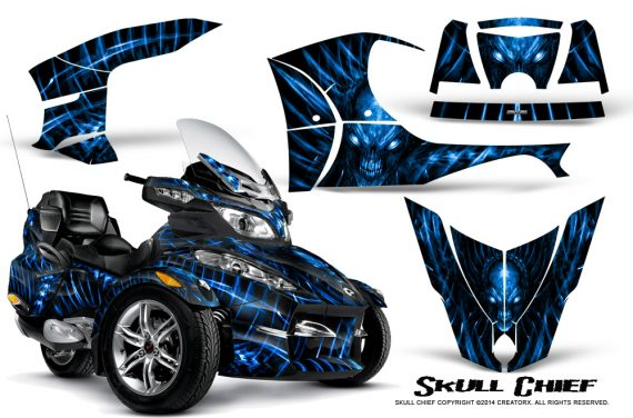 Can-Am_Spyder_RT-S_Full_Trim_Skull_Chief_Blue