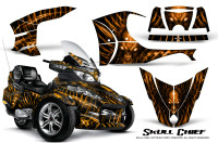 Can-Am_Spyder_RT-S_Full_Trim_Skull_Chief_Orange