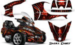 Can Am Spyder RT S Full Trim Skull Chief Red 150x90 - Can-Am Spyder RTS 2010-2013 Graphics with Trim Kit