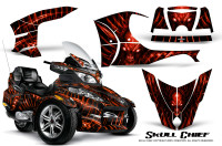 Can-Am_Spyder_RT-S_Full_Trim_Skull_Chief_Red