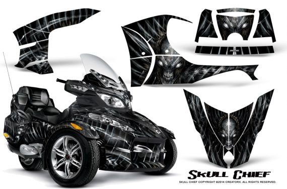 Can-Am_Spyder_RT-S_Full_Trim_Skull_Chief_Silver