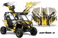 Can-am-Canam-Maverick-AMR-Graphics-Kit-Wrap-CarbonX-Y-