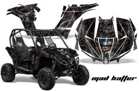 Can-am-Canam-Maverick-AMR-Graphics-Kit-Wrap-MadHatter-KK-