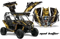 Can-am-Canam-Maverick-AMR-Graphics-Kit-Wrap-MadHatter-YK-