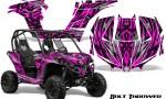 Can am Maverick CreatorX Graphics Kit Bolt Thrower Pink 150x90 - Can-Am BRP Maverick 1000 X rs 1000r 2013-2015 Graphics