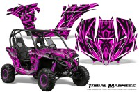 Can-am-Maverick-CreatorX-Graphics-Kit-Tribal-Madness-Pink