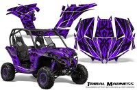 Can-am-Maverick-CreatorX-Graphics-Kit-Tribal-Madness-Purple