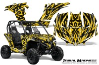 Can-am-Maverick-CreatorX-Graphics-Kit-Tribal-Madness-Yellow-BB