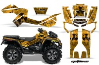 CanAm-Outlander-Max-AMR-Graphic-Kit-MELTDOWN-ATVSTYLE-Yellow-Blkbg