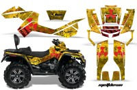 CanAm-Outlander-Max-AMR-Graphic-Kit-MELTDOWN--RED-YELLOWbg