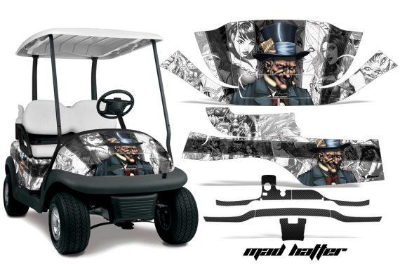 Club Car Precedent i2 AMR Graphics Kit Wrap MH WB 570x376 - Club Car Precedent I2 2008-2013 Golf Cart Graphics