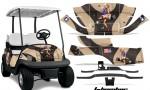 Club Car Precedent i2 AMR Graphics Kit Wrap TB BT 150x90 - Club Car Precedent I2 2008-2013 Golf Cart Graphics
