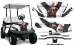 Club Car Precedent i2 AMR Graphics Kit Wrap TB W 150x90 - Club Car Precedent I2 2008-2013 Golf Cart Graphics