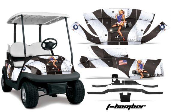 Club Car Precedent i2 AMR Graphics Kit Wrap TB W 570x376 - Club Car Precedent I2 2008-2013 Golf Cart Graphics