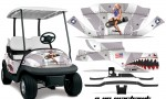 Club Car Precedent i2 AMR Graphics Kit Wrap p40 WS 150x90 - Club Car Precedent I2 2008-2013 Golf Cart Graphics