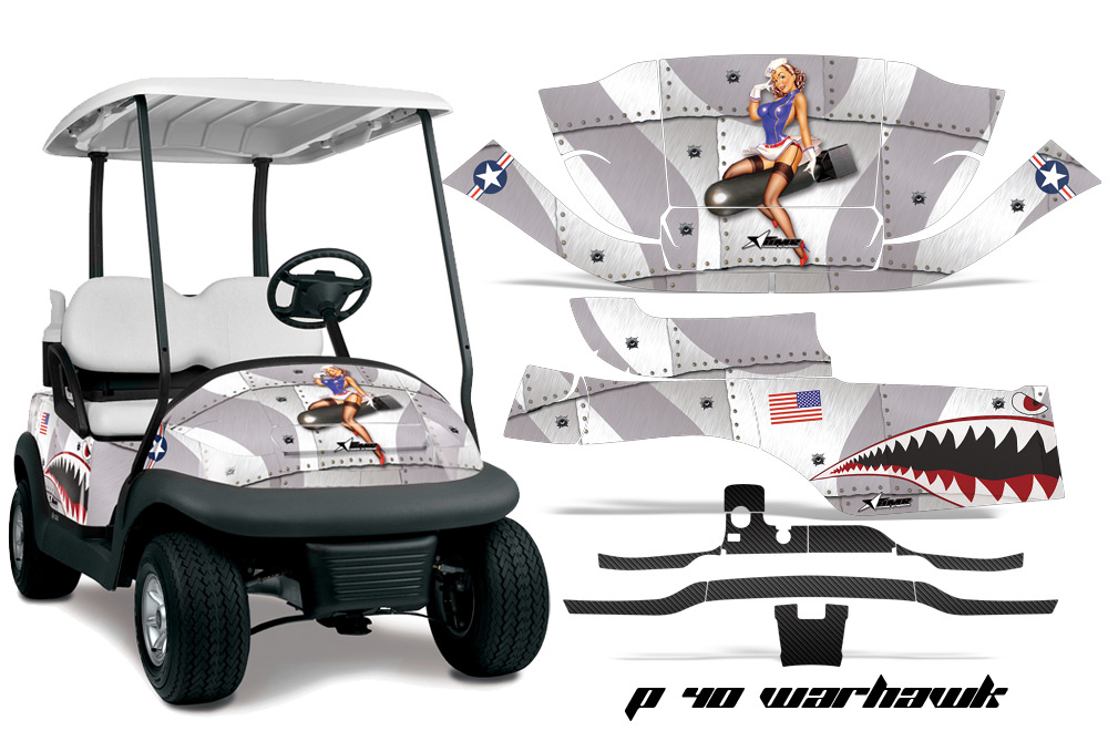 Club Car Golf Cart Precedent I2 2008 2013 Graphics