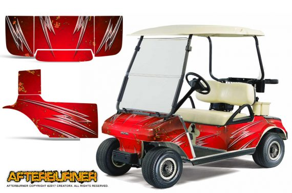 Club_Car_CreatorX_Graphics_Kit_Afterburner_Red