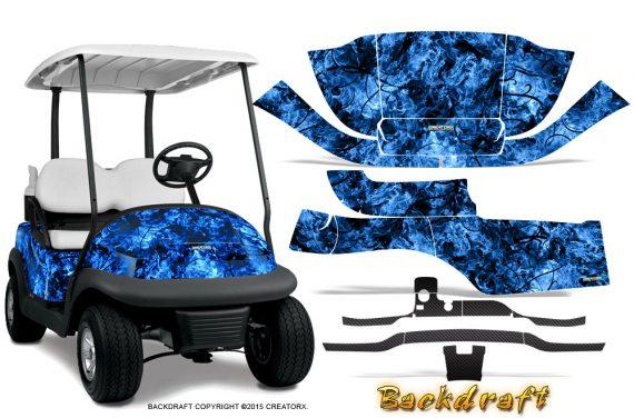 Club Car Golf Cart Precedent I2 2008-2013 Graphics