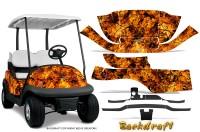 Club_Car_Precedent_i2_Graphics_Kit_Backdraft_Orange