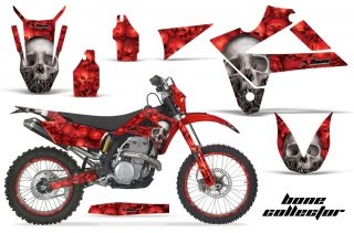 Gas Gas EC250 EC300 Graphics 2007-2009