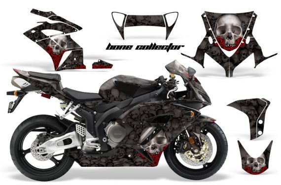 HONDA CBR 1000RR 04 05 AMR Graphics Kit Bone Collector BLK 570x376 - Honda CBR 1000RR 2004-2005 Graphics