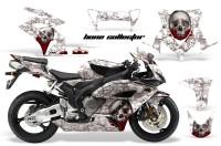 HONDA-CBR-1000RR-04-05-AMR-Graphics-Kit-Bone-Collector-WHITE