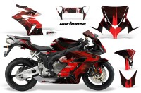 HONDA-CBR-1000RR-04-05-AMR-Graphics-Kit-CARB-X-Red