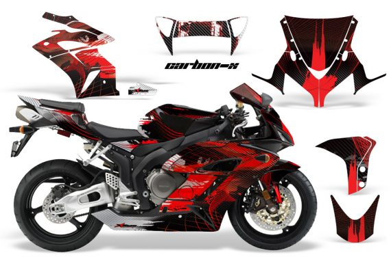 HONDA CBR 1000RR 04 05 AMR Graphics Kit CARB X Red 570x376 - Honda CBR 1000RR 2004-2005 Graphics