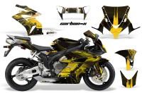 HONDA-CBR-1000RR-04-05-AMR-Graphics-Kit-CARB-X-Yellow