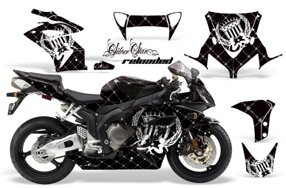HONDA CBR 1000RR 04 05 AMR Graphics Kit SSR White BLKBG 570x376 - Honda CBR 1000RR 2004-2005 Graphics