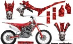 HONDA CRF450R 13 14 AMR Graphics Kit Decal Bones R CK 150x90 - Honda CRF450R 2013-2015 Graphics