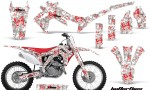HONDA CRF450R 13 14 AMR Graphics Kit Decal Butterflies RW CK 150x90 - Honda CRF450R 2013-2015 Graphics