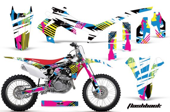HONDA CRF450R 13 14 AMR Graphics Kit Decal Flashback CK 570x376 - Honda CRF450R 2013-2016 Graphics