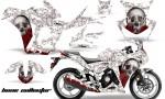 Honda CBR 250R 10 13 AMR Graphics Kit Wrap Bones W 150x90 - Honda CBR 250R 2010-2013 Graphics