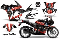 Honda-CBR-250R-10-13-AMR-Graphics-Kit-Wrap-Mad-Hatter-RK