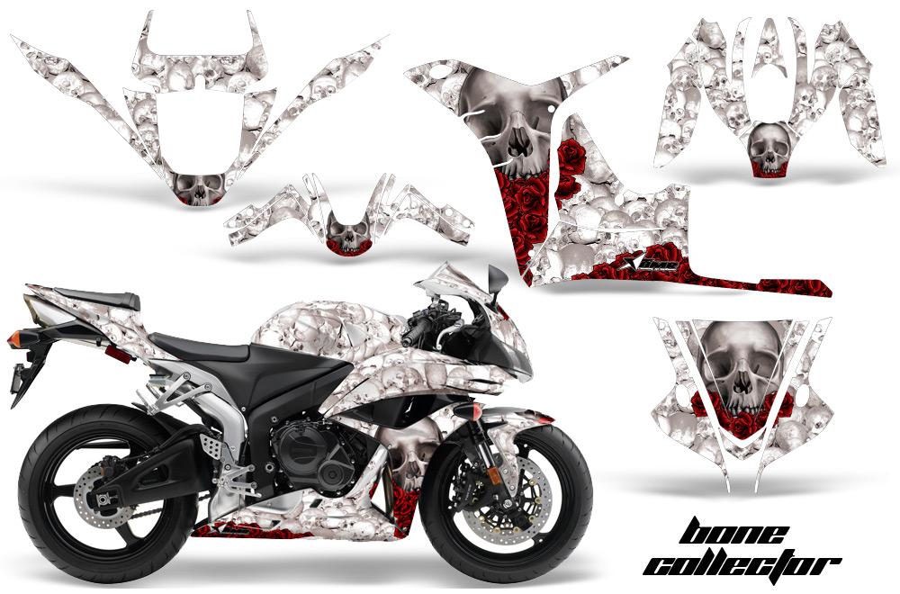 Honda CBR 600RR 2007-2008 Graphics | CREATORX Graphics MX