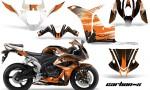 Honda CBR 600 CX ORA 150x90 - Honda CBR 600RR 2007-2008 Graphics