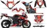 Honda CBR 600 MH R 150x90 - Honda CBR 600RR 2007-2008 Graphics